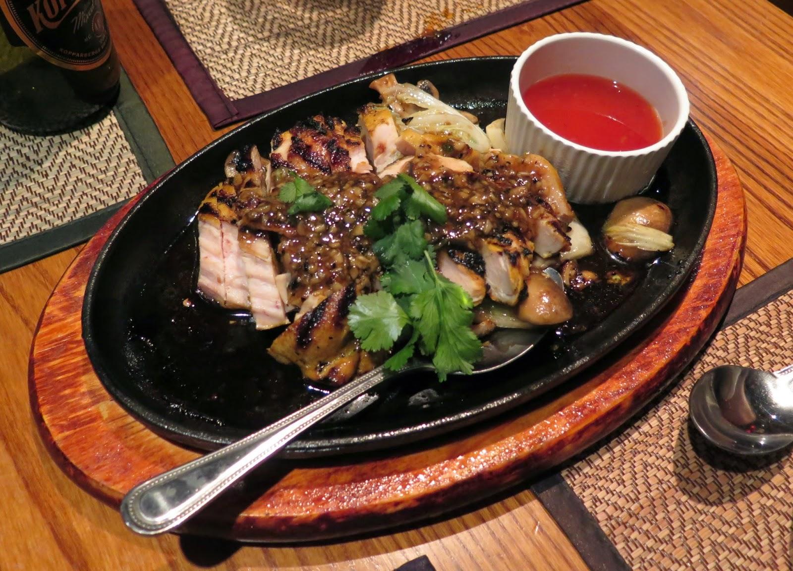 Gai Yang, Siam Cottage