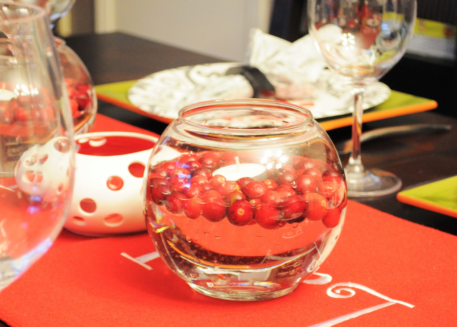Easy Inexpensive Christmas Centerpieces Pretty Real