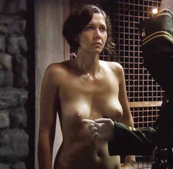 nudity in secretary movie