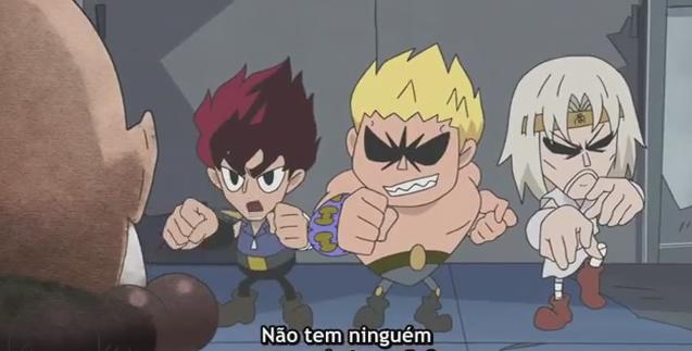 DD Hokuto No Ken 2: Ichigo Aji + – Episódio 05