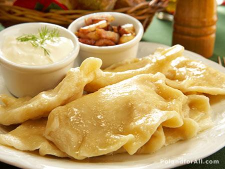 Taste Food, Enjoy Travel: Polish Pierogi