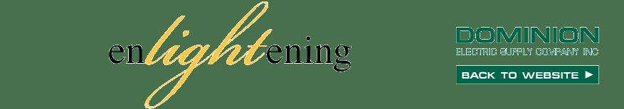 Dominion Electric Lighting Blog