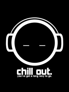 Chill_Out Iphone Wallpaper