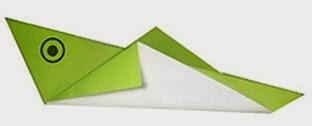 Hướng dẫn cách gấp con Cào Cào bằng giấy đơn giản - Xếp hình Origami với Video clip - How to make a Grasshopper