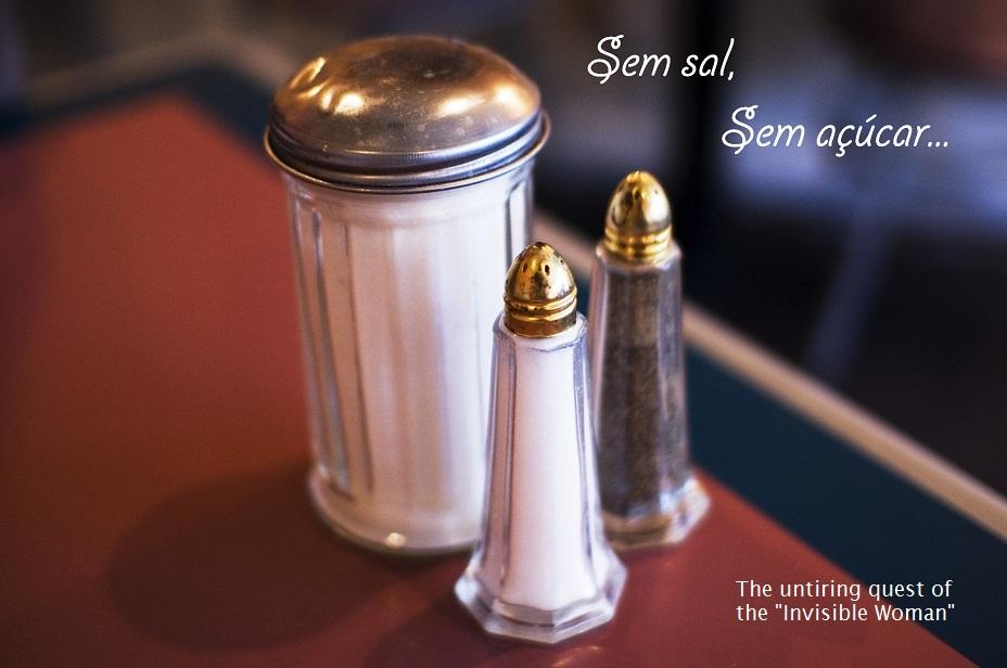 No Salt, No Sugar...