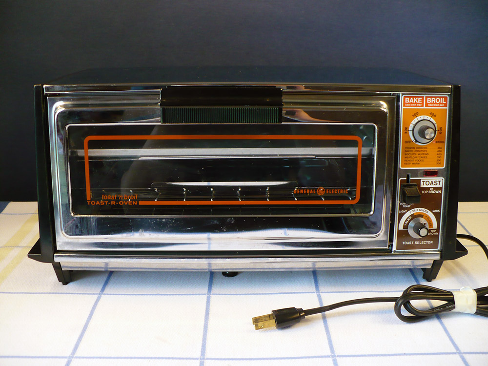Old Ge Toaster Ovens ~ Vintage goodness new at auction on ebay this
