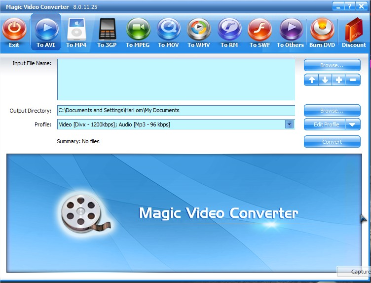Magic video converter 8 0 2 18 pro final
