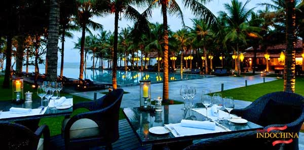 The Namhai resort en Danang