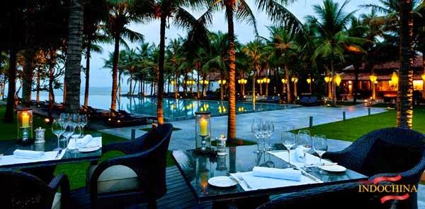 The Namhai resort en Danang