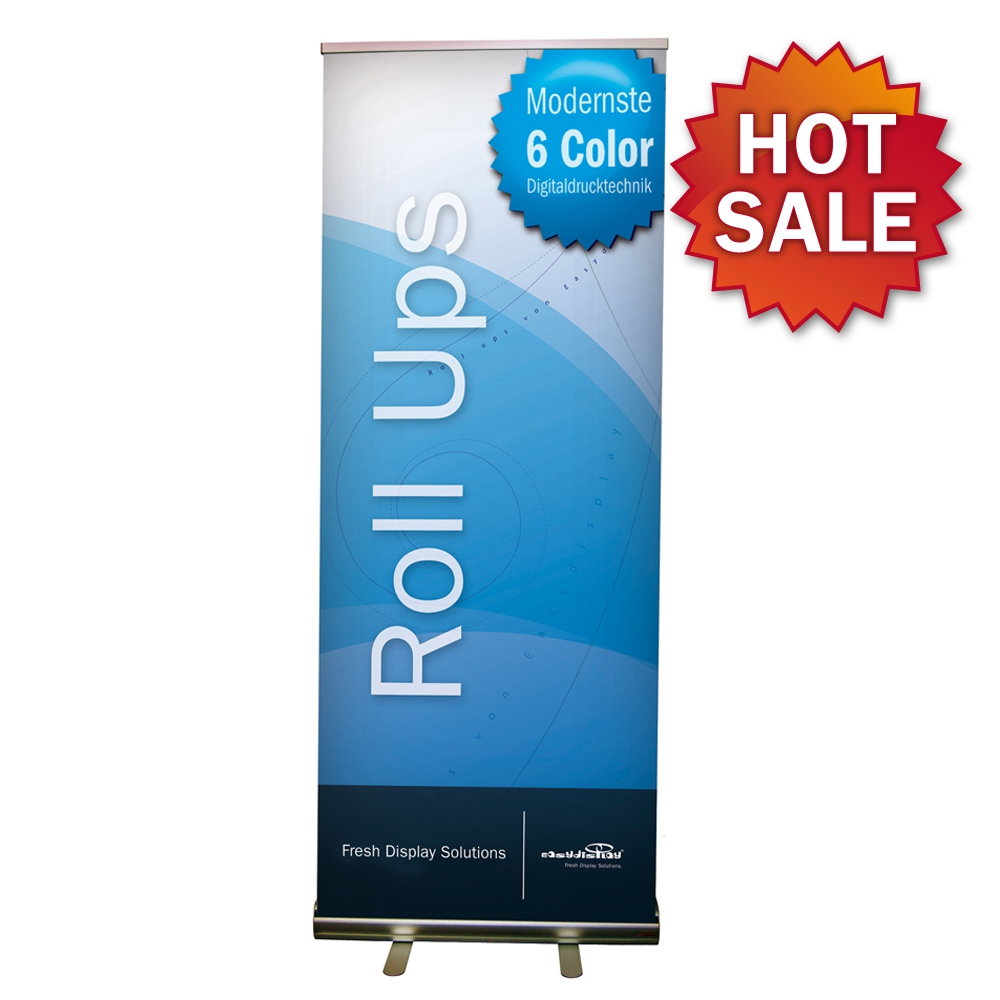 Exhibition Stand Roll Up : Roll up displays star