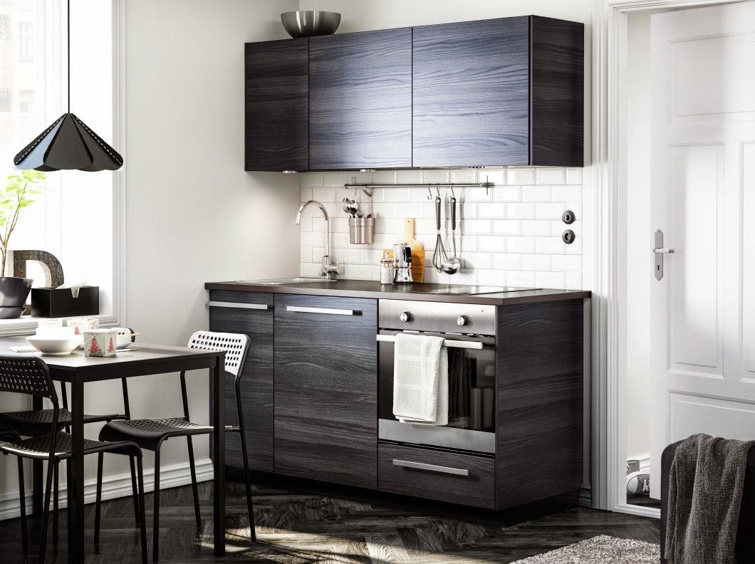 A White River Runs Through It Our Ikea Kitchen