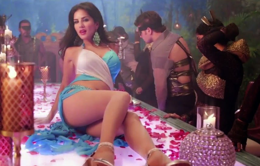Latest Sunny Leone Hot Pics In Song 'PINK Lips' From 'Hate Story 2'