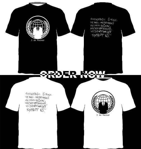 Download image Jual T Shirt Anonymous Murah PC, Android, iPhone and