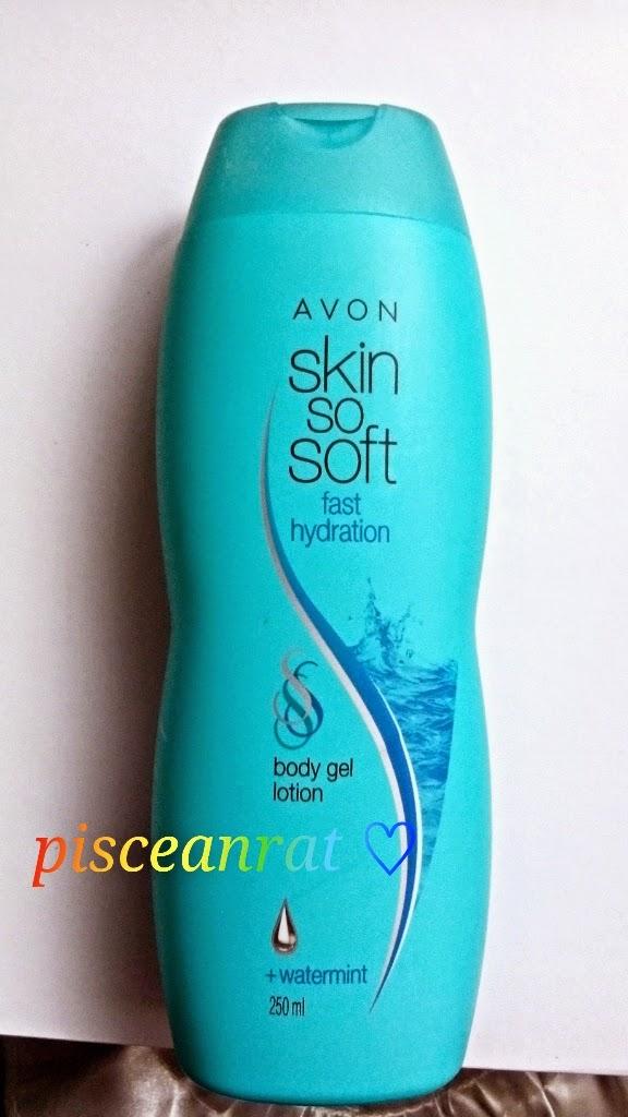 avon sss fast hydration