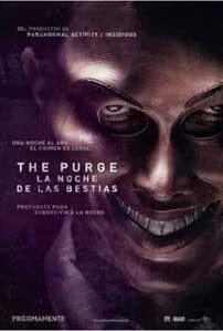 descargar The Purge: La noche de las bestias (2013), The Purge: La noche de las bestias (2013) español