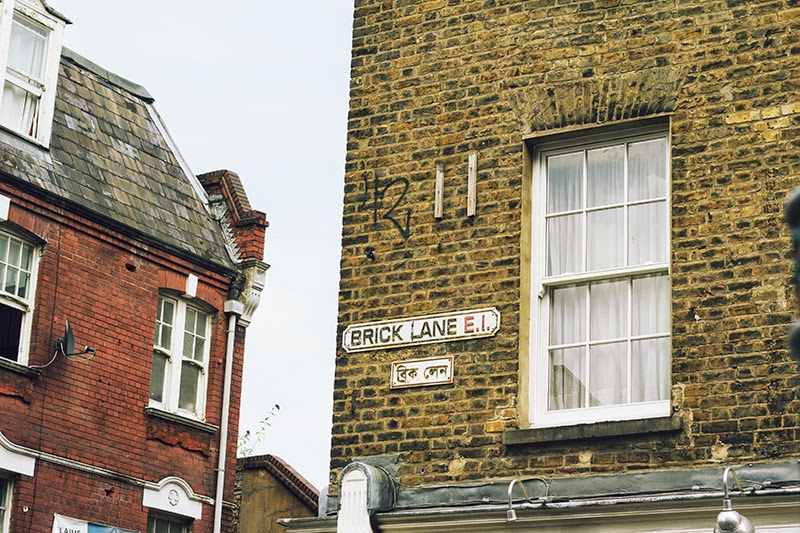brick lane E1 london fashion guide