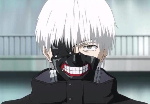 masker kaneki tokyo ghoul