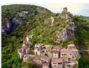 Réinvestissons le site du vieux village médiéval de Rochecolombe
