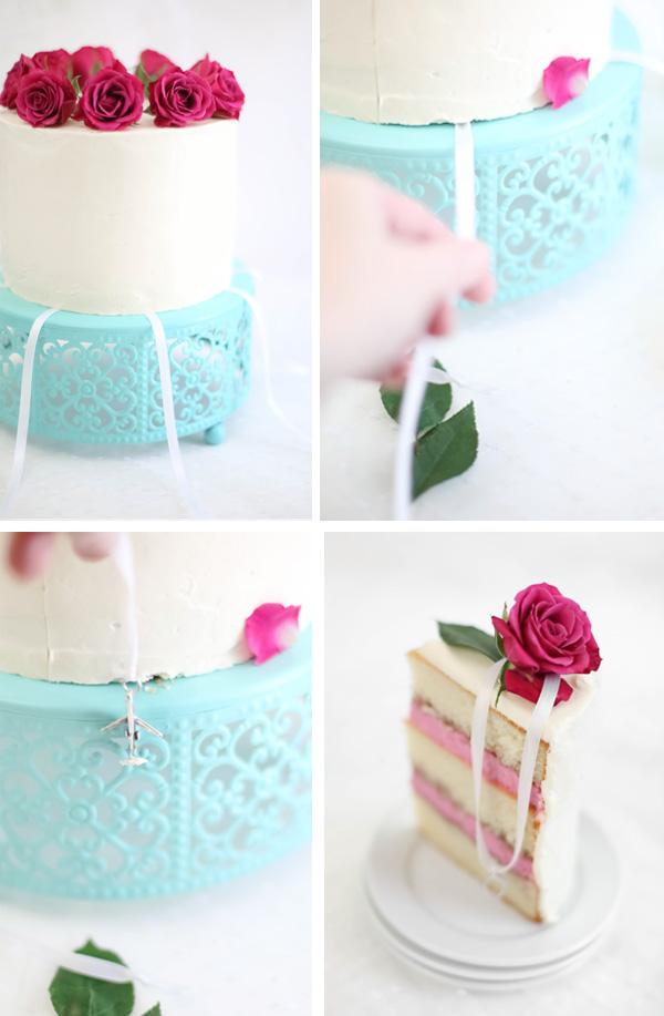Victorian Wedding Cake Flavor