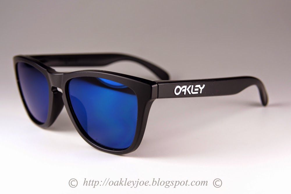 are oakley frogskins polarized 6m3u  Oakley Frogskins Polarized Matte Black