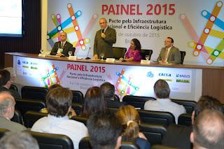 Ministro Eliseu Padilha participa de evento sobre infraestrutura e logística