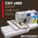 mesin bordir cny e900