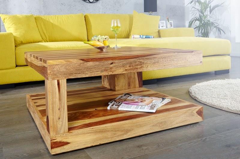 konferencne stoliky do obyvacky, masivny naturalny nabytok