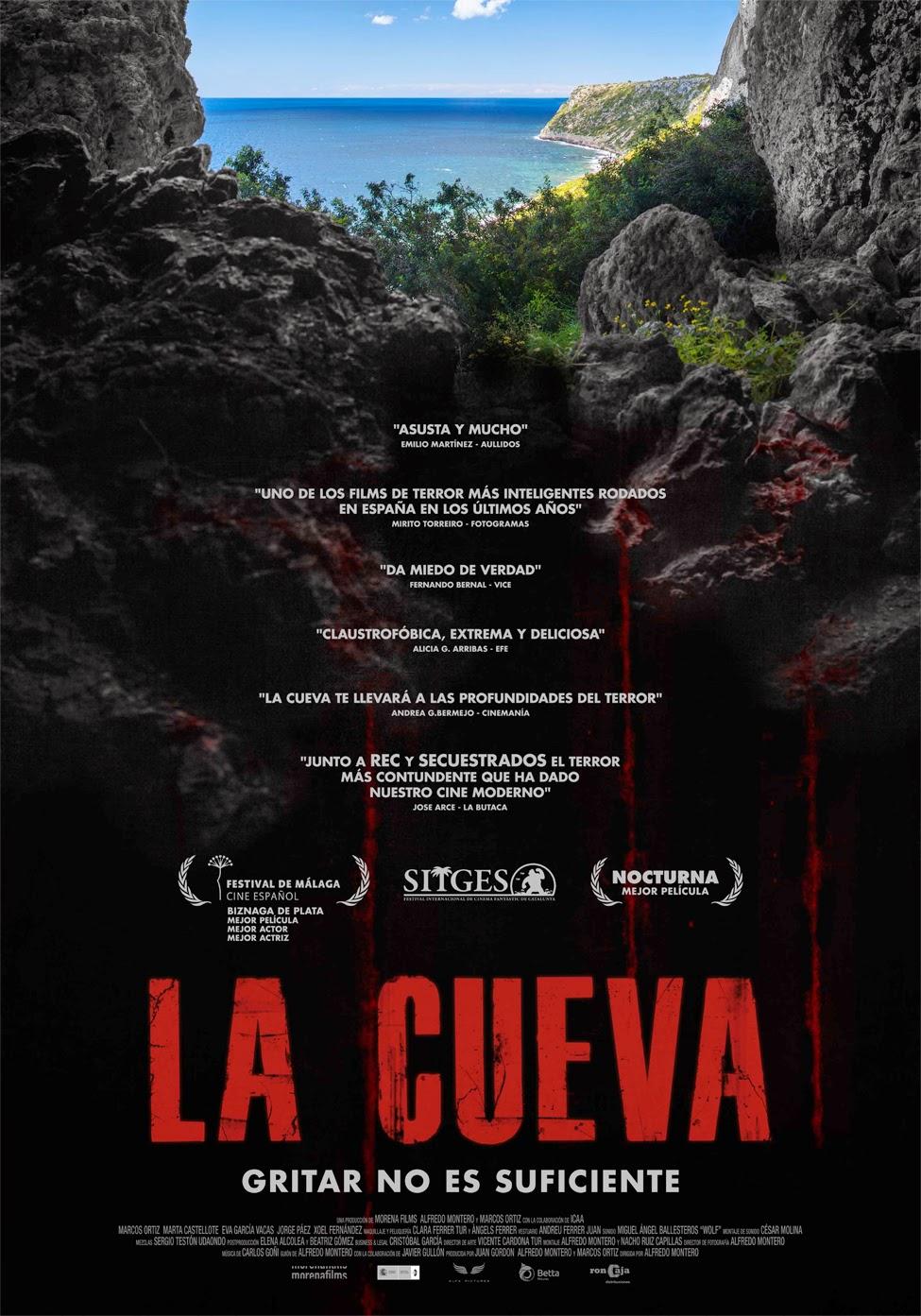 La cueva (2014) tainies online oipeirates