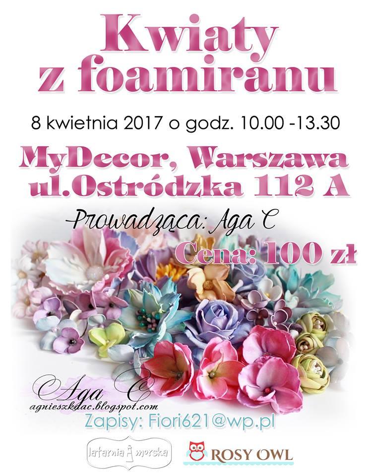 8 kwietnia Warszawa