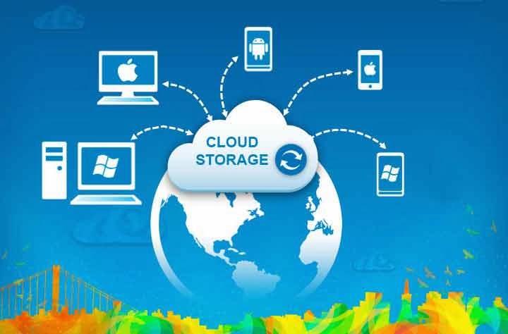شرح ما هو التخزين السحابي عبر الانترنت وأهم البرامج التي تقدم الخدمة What is cloud storage