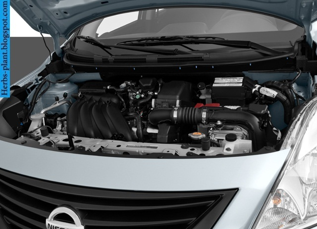 Nissan versa car 2013 engine - صور محرك سيارة نيسان فيرسا 2013