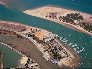 puerto y poblado de sancti petri