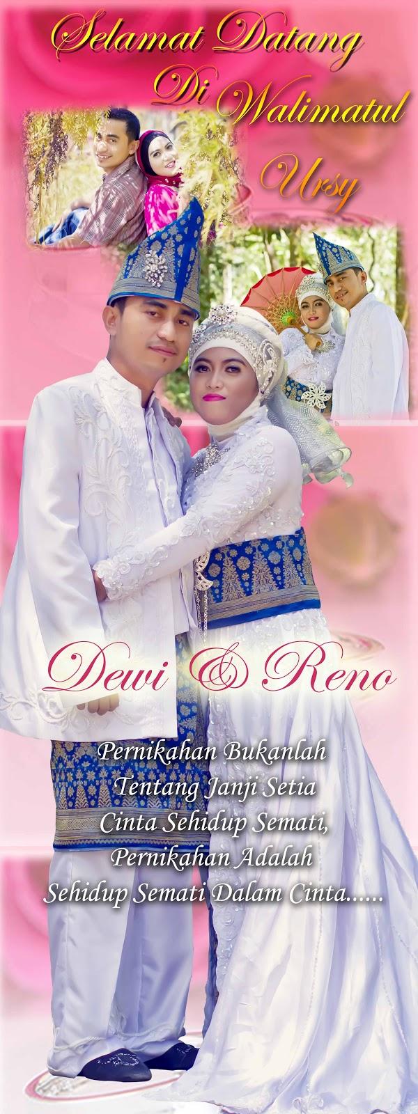 Design x banner pernikahan - Harga Ukuran X Banner Ukuran 160 X 60 Cm Desain Rp 230 000 Lembar