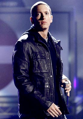 Fashion Amp Histrionics Style Icon Eminem