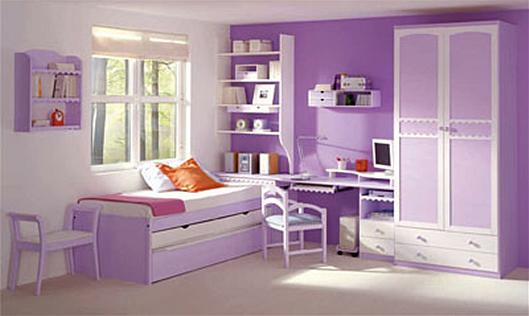Decora el hogar fotos cuartos para ni as for Colores de pared para habitacion