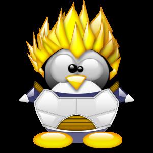 Pinguin Linux Keren | TECHNOZERO