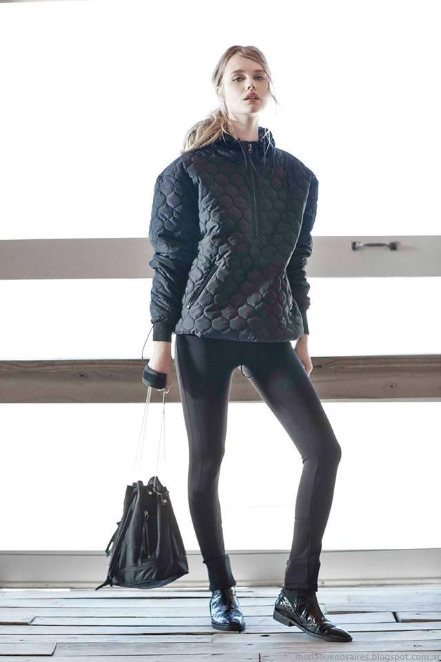 Ropa de moda 2015 otoño invierno Paula Cahen D'Anvers.