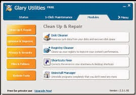 Glary Utilities - softwikia