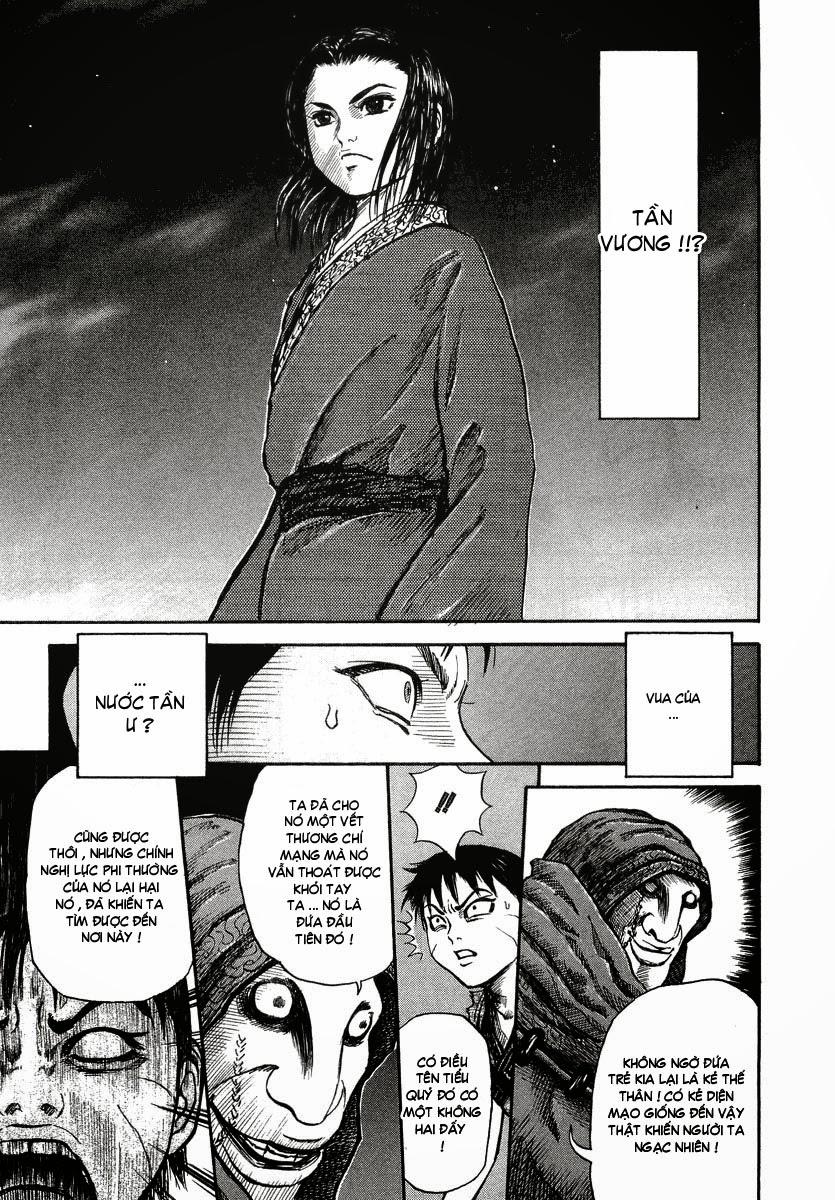 Kingdom - Vương Giả Thiên Hạ Chapter 3 page 11 - IZTruyenTranh.com