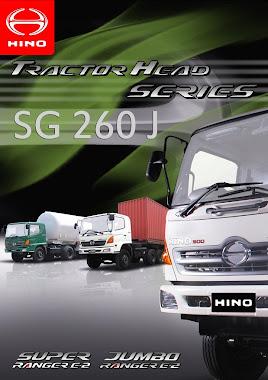 Hino Ranger SG Series