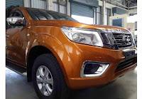 Stylish and Ergonomic 2015 Nissan Navara Concept