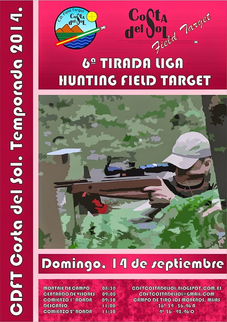6ª Tirada de HFT. 14 de Septiembre. CDFT Costa del Sol CARTEL%2B6%2BHFT