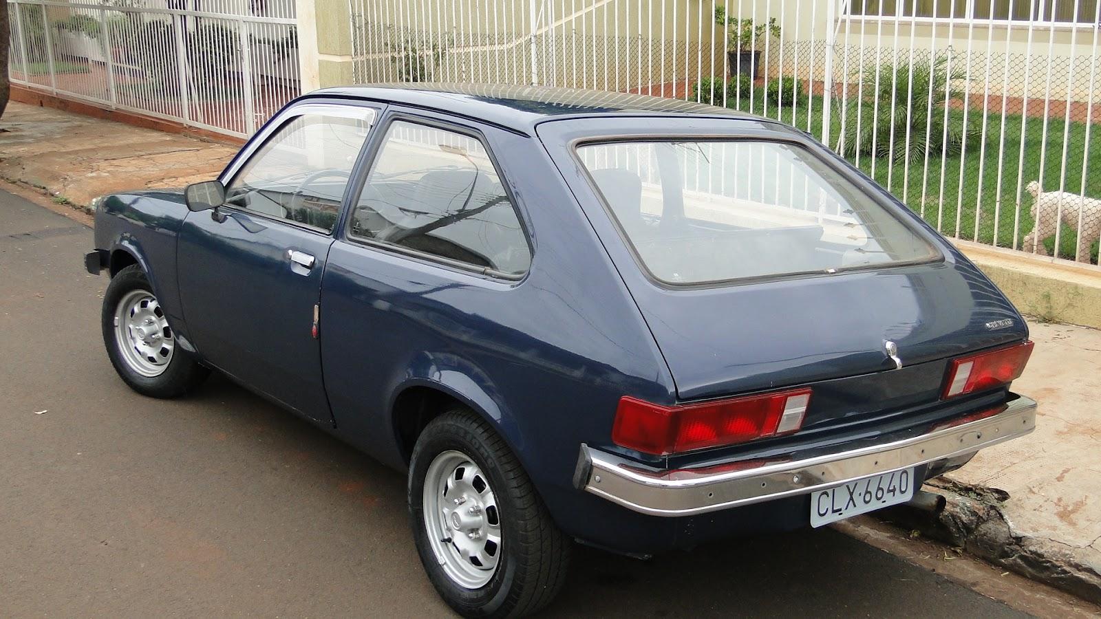 Chevrolet chevette hatch 1980 ipaussu sp vende se - Hatch empresa ...