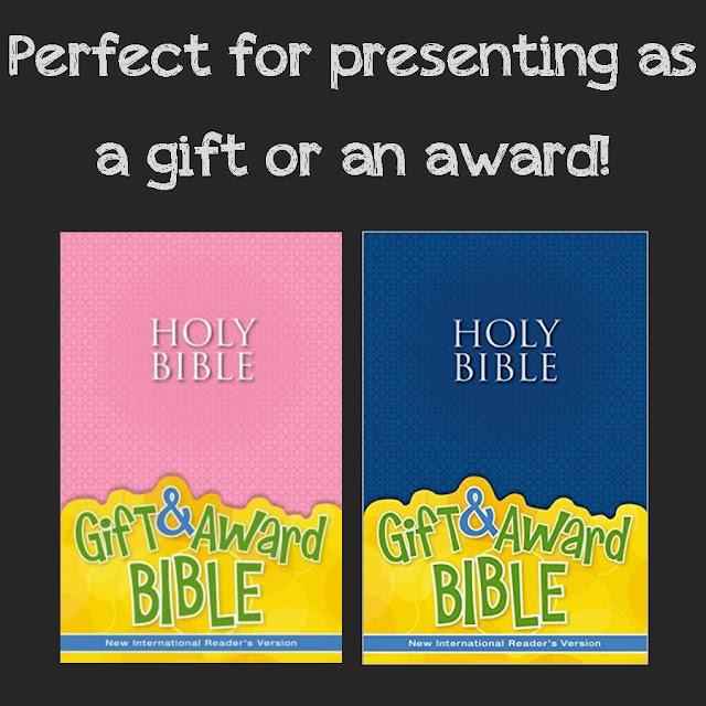 NIrV Gift & Award Bible