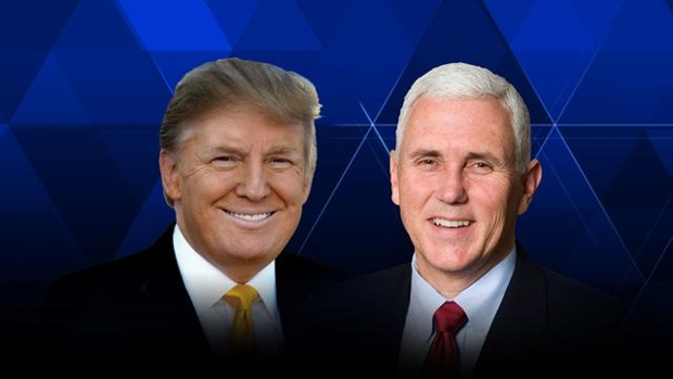 TRUMP-PENCE, A WINNING TEAM MAKE AMERICA GREAT AGAIN.