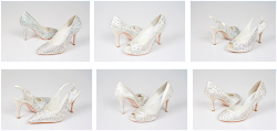 Crystal Coutures Elite Collection - Designer Luxury Shoes