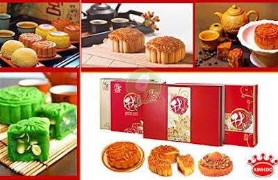 Khởi động thị trường bánh trung thu 2013