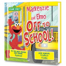 Sesame Street: Off to School!cover