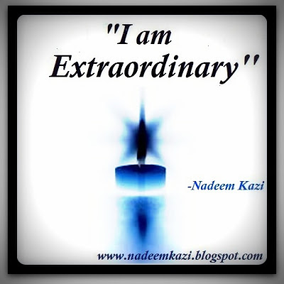 Affirmation- Unlock The Extraordinary