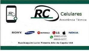 RC Celulares – Assistência Técnica em Campo Grande